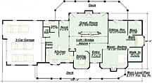 Click NOW to see the lower level floor plan of this walk-out design and actual pictures of this new home.